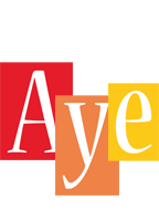 Aye colors logo