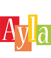 Ayla colors logo
