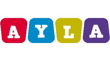 Ayla kiddo logo
