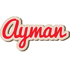 Ayman chocolate logo