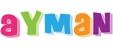 Ayman friday logo