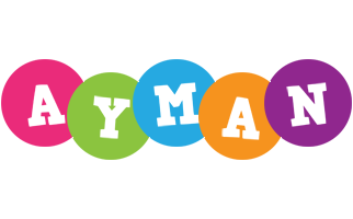Ayman friends logo