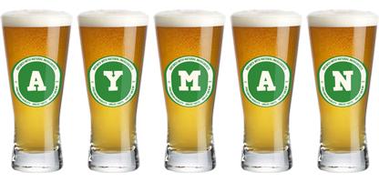 Ayman lager logo