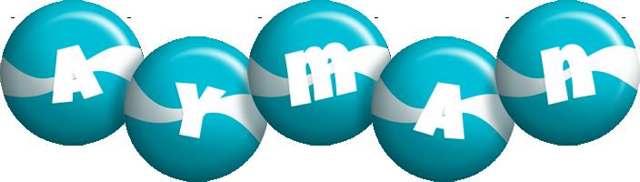 Ayman messi logo