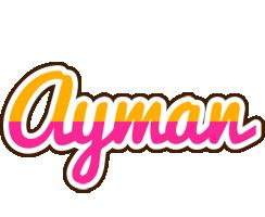Ayman smoothie logo