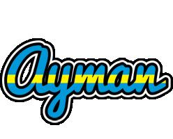 Ayman sweden logo