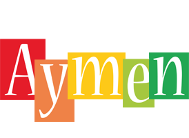 Aymen colors logo