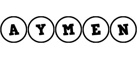 Aymen handy logo