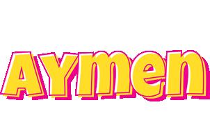 Aymen kaboom logo