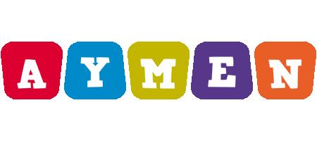 Aymen kiddo logo