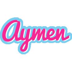 Aymen popstar logo