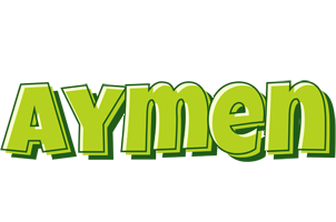 Aymen summer logo