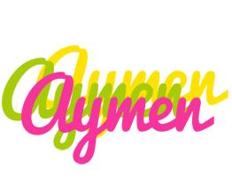 Aymen sweets logo