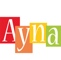 Ayna colors logo