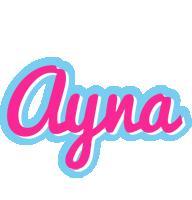 Ayna popstar logo