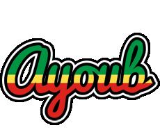 Ayoub african logo