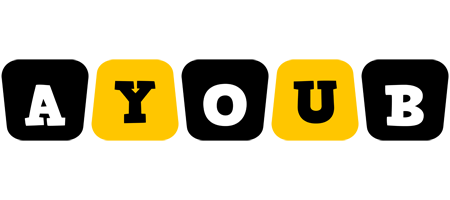 Ayoub boots logo