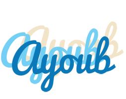 Ayoub breeze logo
