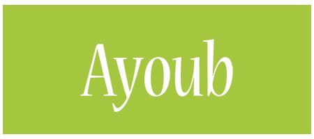 Ayoub family logo