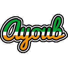 Ayoub ireland logo