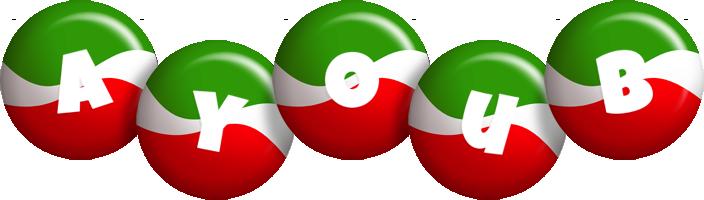 Ayoub italy logo