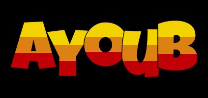 Ayoub jungle logo