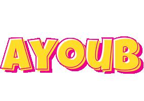 Ayoub kaboom logo