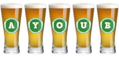 Ayoub lager logo