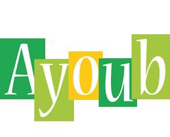 Ayoub lemonade logo