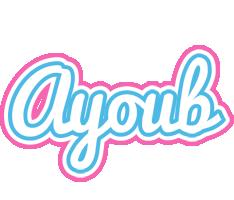 Ayoub outdoors logo