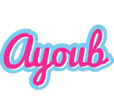 Ayoub popstar logo