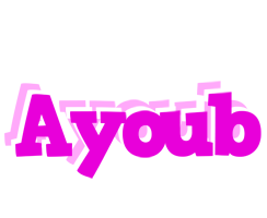 Ayoub rumba logo