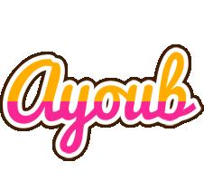 Ayoub smoothie logo