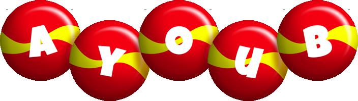 Ayoub spain logo