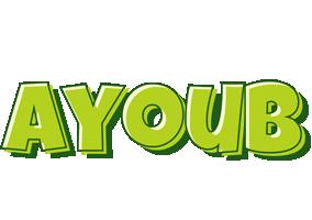 Ayoub summer logo