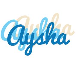 Aysha breeze logo