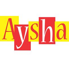 Aysha errors logo