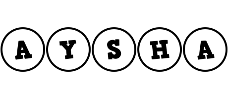 Aysha handy logo