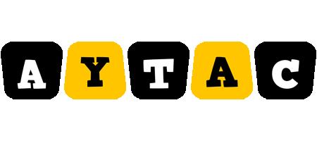Aytac boots logo