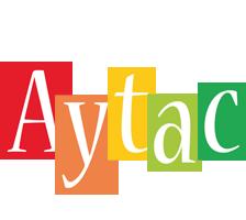 Aytac colors logo