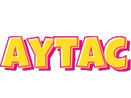 Aytac kaboom logo