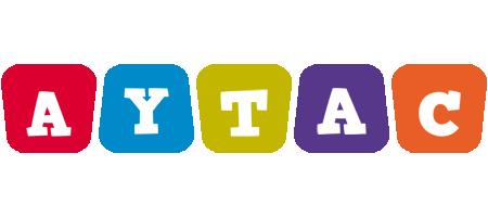 Aytac kiddo logo