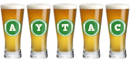 Aytac lager logo