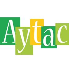 Aytac lemonade logo