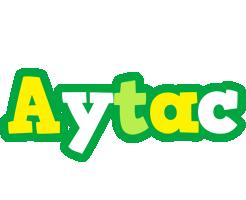 Aytac soccer logo