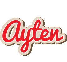 Ayten chocolate logo