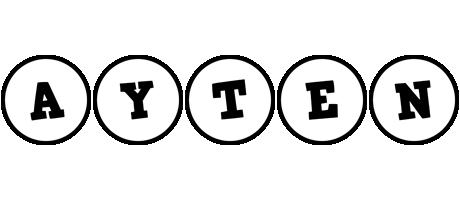 Ayten handy logo
