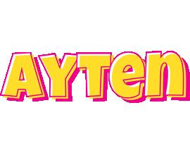 Ayten kaboom logo