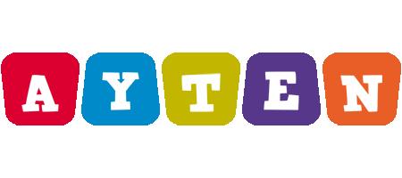Ayten kiddo logo