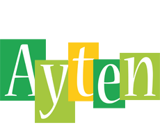 Ayten lemonade logo